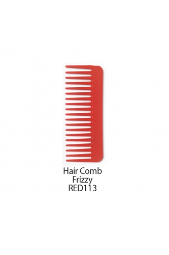 REDRINGS HAIR COMB FRIZZY