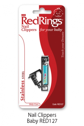 REDRINGS NAIL CLIPPERS FOR BABY