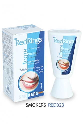 REDRINGS TOOTH POLISH SMOKERS 90gr.