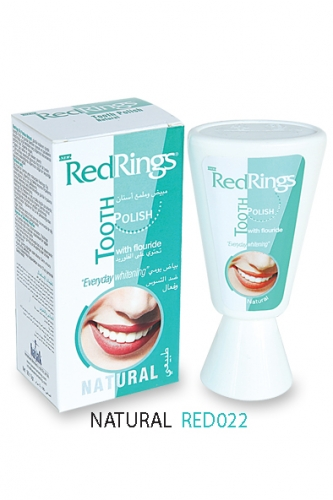 REDRINGS TOOTH POLISH NATURAL 90gr.