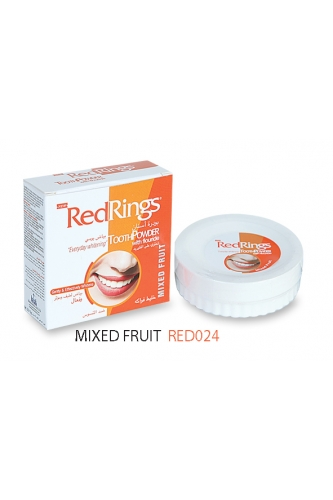 REDRINGS TOOTH POWDER MIXED FRUIT 50 gr.