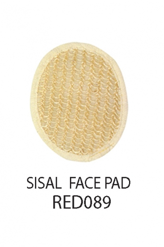 REDRINGS SISAL FACE PAD